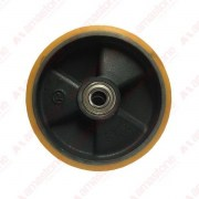 Encoder wheel 200x45 mm for wire saw