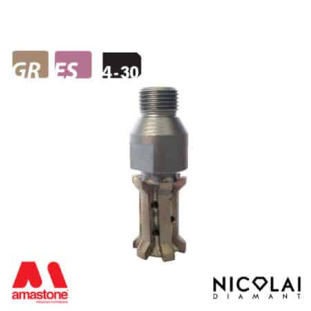 Profile Wheels 20 – Shape 4-30 - Nicolai