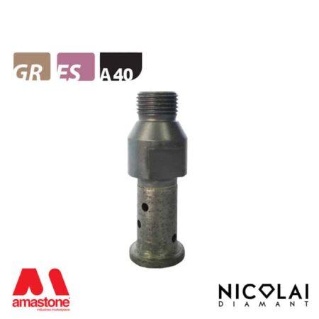 Profile Wheels 20 – Shape A40 R3 (Face down) - Nicolai