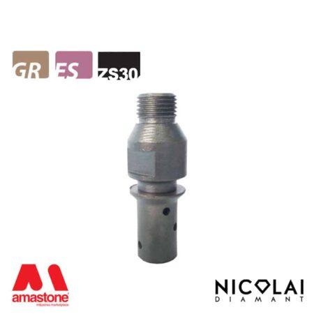 Profile Wheels 20 – Shape ZS30 (Face up) - Nicolai