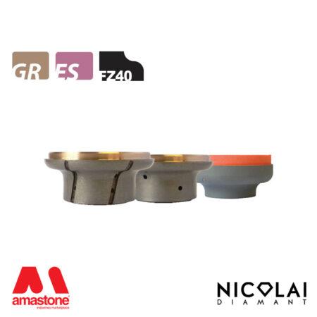 Profile Wheels XL – Shape FZ40 – Nicolai