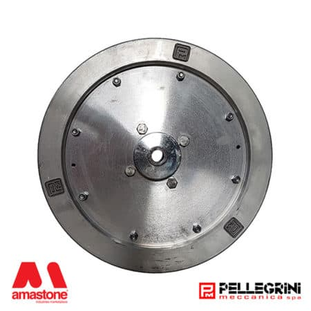 Aluminium Guide Wheel Ø 385 Mm Pellegrini Wire Saw