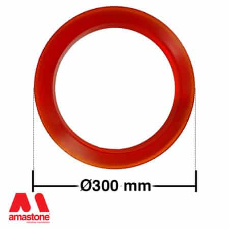 Resin Ring For Small Flywheel Ø 300 Mm – Wire Saw Pellegrini