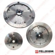 Aluminium guide wheel Ø 170 / 300 / 385 mm for wire saw
