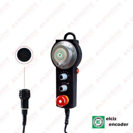 Portable Handwheel VP54 with connector - Elcis