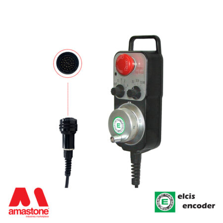Professional Portable Handwheel VP55 - Elcis