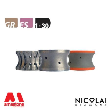 Profile Wheels 60 – Shape 1-30 – Nicolai