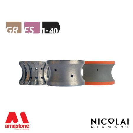 Profile Wheels 60 – Shape 1-40 – Nicolai