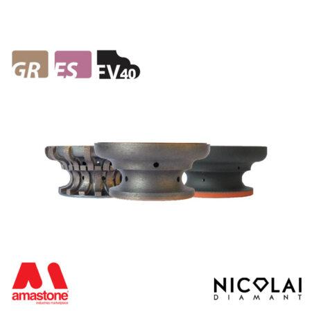 Profile Wheels 60 – Shape FV40 – Nicolai