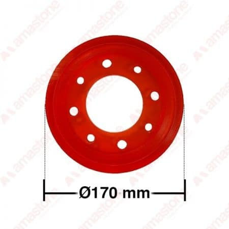 Resin ring for small flywheel Ø 170 mm – Wire Saw Pellegrini