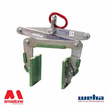 "Scissor lifting clamp ""R1000"" series - 1000 Kg - Weha"