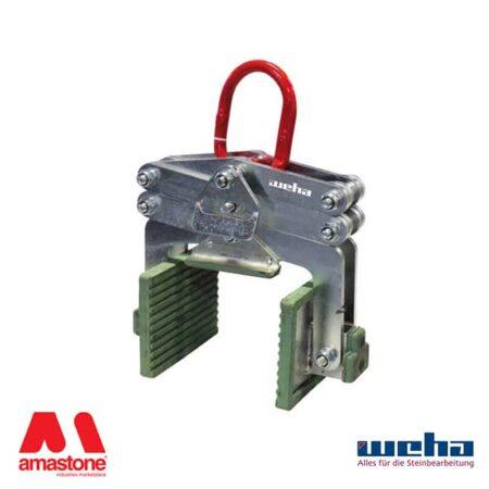 "Scissor lifting clamp ""R400"" series - 400 Kg - Weha"