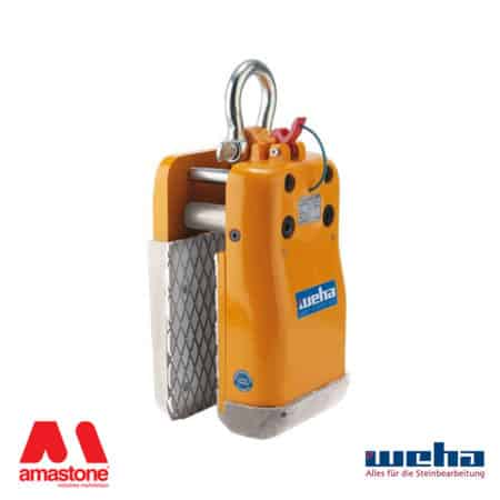 Slab lifting clamp 60 White – 1200 Kg – Weha