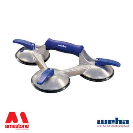 Triple suction pads – 100 Kg – Weha