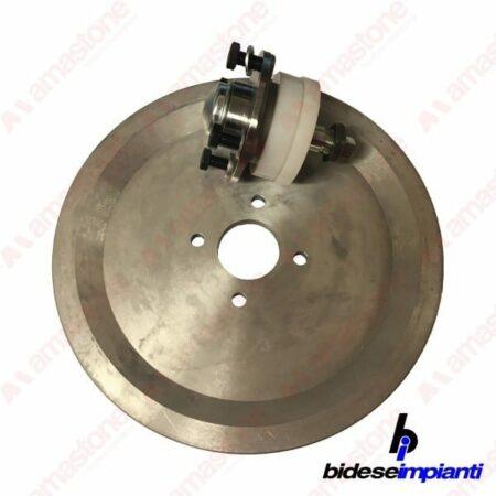 Bidese - Aluminium guide wheel 350 mm for wire saw
