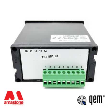QEM - Panel meters MC235.01T for Pellegrini wire saw