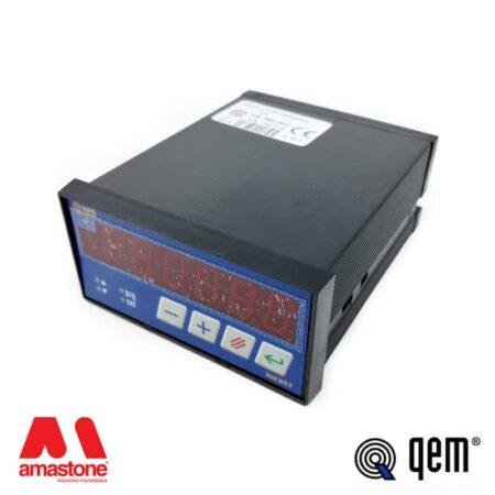QEM - Panel meters MC235.01T for Pellegrini wire saw