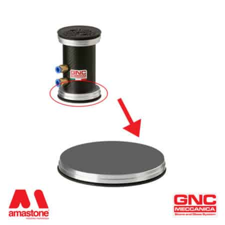 Round bottom spare suction plate – GNC