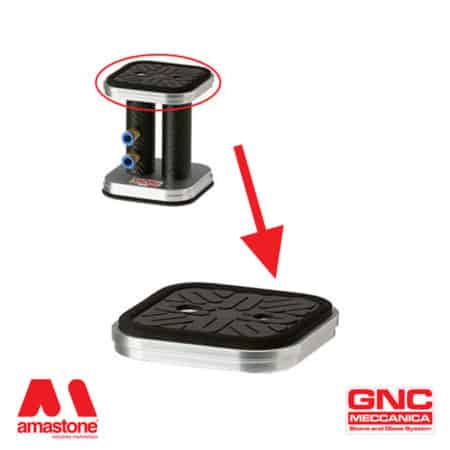 Square top spare suction plate – GNC