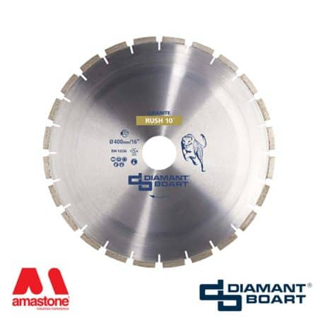 Diamant Boart - Rush B 10 Granite Bridge Saw Blades