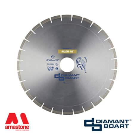 "Granite Bridge Saw Blades ""Rush DTA"" - Diamant Boart"