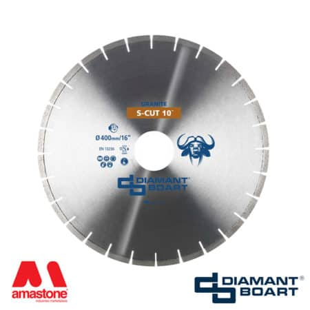 Diamant Boart - S-Cut 10 Granite Bridge Saw Blades