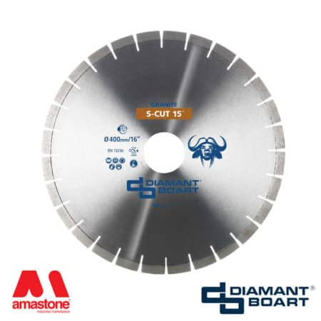 Diamant Boart - S-Cut 15 Granite Bridge Saw Blades