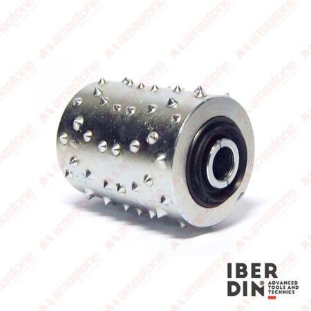 Iberdin - Bush-hammering roller Madrid - Maxi