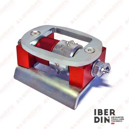 Iberdin - Frankfurt bush-hammering roller Madrid STD