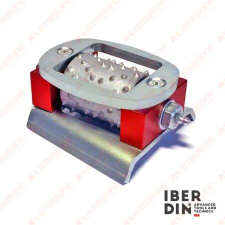 Iberdin - Frankfurt bush-hammering roller Maxi