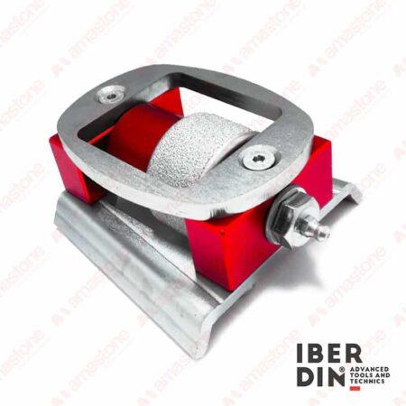 Iberdin - Frankfurt sandblasting roller SAND STD