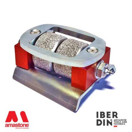 Frankfurt sandblasting roller sand duo - Iberdin