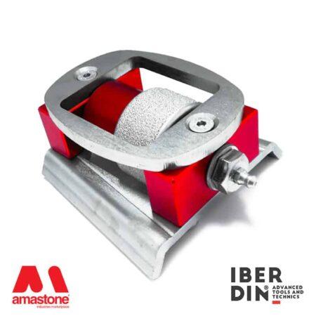 Frankfurt sandblasting roller sand std - Iberdin