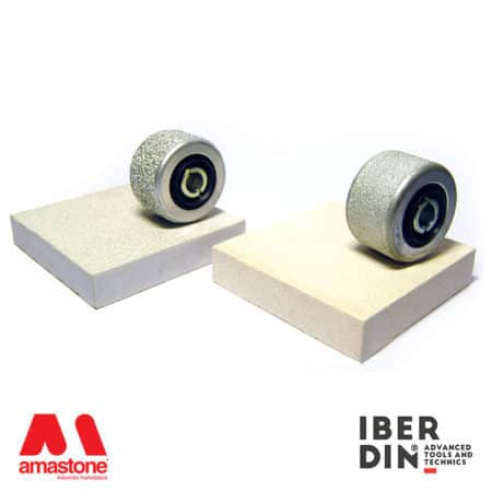 Sandblasting roller - Iberdin