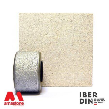 Sandblasting roller grit 400 - Iberdin