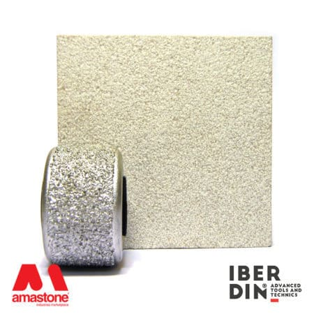 Sandblasting roller grit 800 - Iberdin