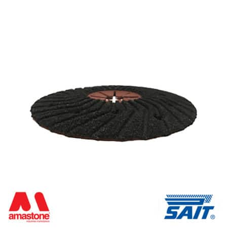 Abrasive Semi Rigid Discs On Fibre – Saitron – Sait (2)