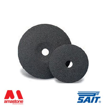 Fibre Sanding Discs With Depressed Centre – Saitdisc – Sait