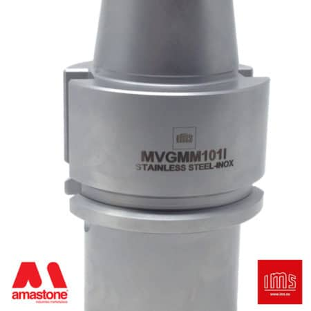 1/2 Gas drill point holder cone ISO 40 - GMM - IMS