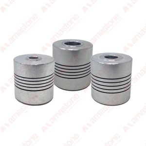 Aluminum flexible coupling
