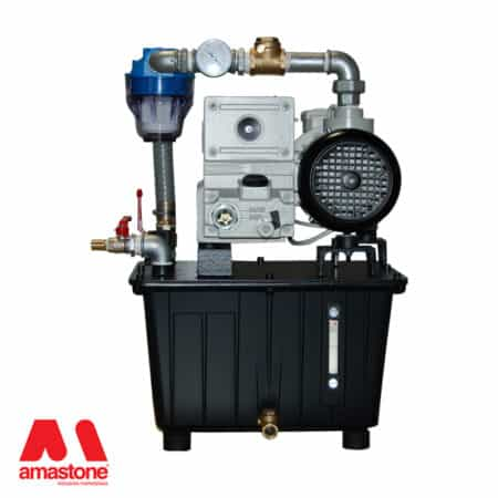 Electric vacuum pumps GS65K - 25lt - 65m³-h (CE) - GEV