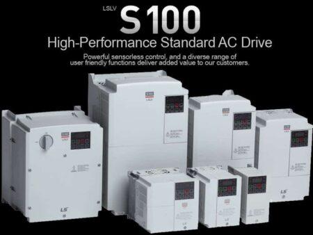 LS – Inverter S100 0,4~75 kW Three phase 380/480V