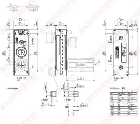 Piab – Vacuum pumps COAX PI48-3