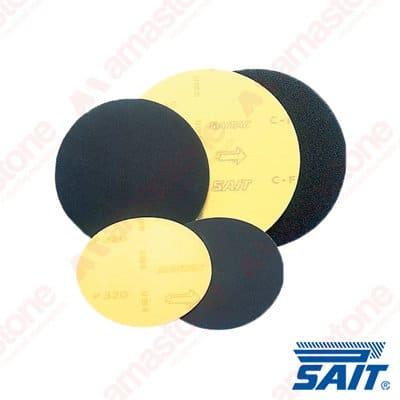 Sait - Velcro disc of abrasive paper - Saitac VEL