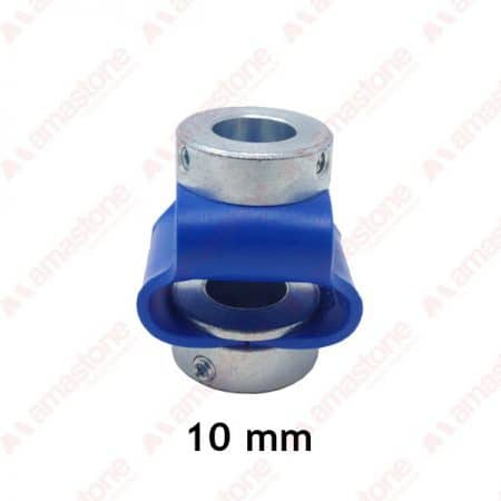 Thermoplastic Flexible Couplings - 10 mm