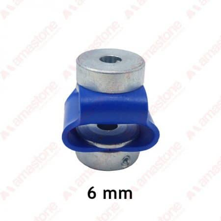 Thermoplastic Flexible Couplings - 6 mm
