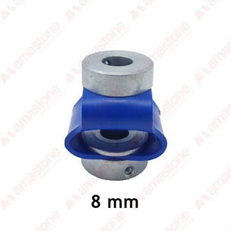 Thermoplastic Flexible Couplings - 8 mm
