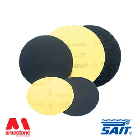 Hook and Loop sanding discs – Saitac VEL – Sait