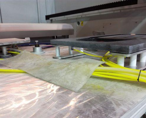 CNC Vacuum pods - amastone