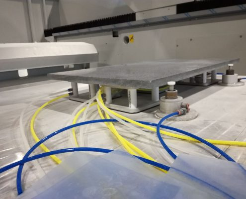 CNC Vacuum pods 2- amastone